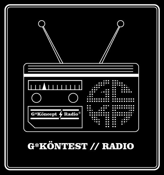 G*Köntest // G*K radio